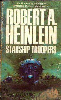 || Starship Troopers - Robert A. Heinlein