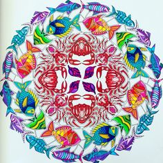 """Lostocean Coloring book  