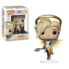 New characters from the hit game Overwatch make their Pop! vinyl debut. Look for these new characters to hit shelves in March.