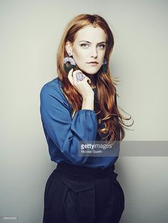 Actress Riley Keough Presley is photographed for Self Assignment on May 20, 2014 in Cannes, France.