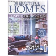 25 Beautiful Homes - 1 October 2014 (BH1014)