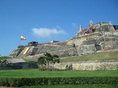Castillo De San Felipe/ Cartagena de Indias Colombia