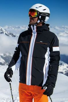 Learn How To Choose A Perfect Ski Jacket? @theunstitchd