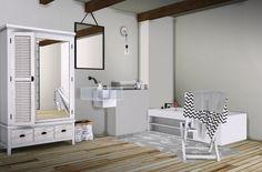 Ake Bathroom at MXIMS via Sims 4 Updates