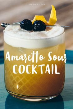 This #classic #sour #cocktail is a must-try.
