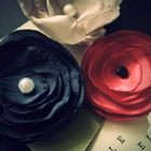 Classic Felt Flowers – Tutorial | Motherhood, Frugal Fashion & Thrifty Living | Mrs. Priss
