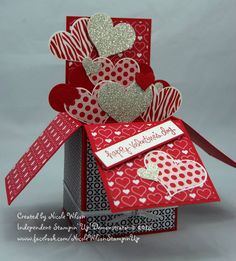 Nicole Wilson, Independent Stampin' Up! Demonstrator