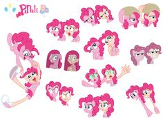 15a5cf12c8c Pinkie Pie - Pony  Human by ~Trinityinyang on deviantART Fluttershy