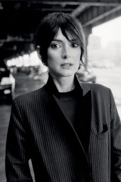 Winona Ryder Fronting Rag & Bone's Fall Campaign Is the Best Use of a '90s ... - Glamour (blog) - Winona - NewsLocker