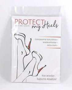 ProtectMyHeels 1Pack Absatzschutz - Absatzschoner