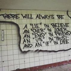 Not sure what Oklahoma has to do with these deep graffiti quotes Wisdom Quotes, True Quotes, Words Quotes, Great Quotes, Motivational Quotes, Inspirational Quotes, Sayings, Genius Quotes, Clever Quotes