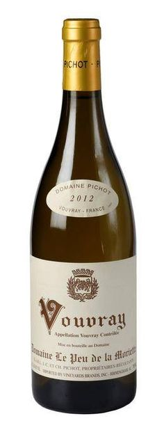 """The right wines for grilled salmon: Domaine #Pichot Vouvray, 2012 This off-dry chenin blanc from the Loire Valley shows rich fruit and a lovely texture. """"It's a pretty wine. It brings out the herbal note in the dish, and balances it with its sweetness,"""" Uygur said. """"The caramelization on the vegetables works with the sweetness of the wine."""""""