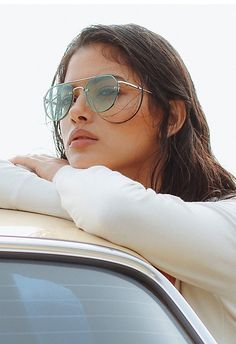 Flavor Of The Day Aviator by Free People