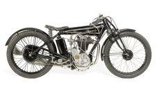 1925 Sunbeam 500cc Model 101