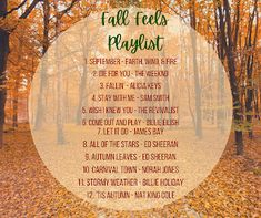 Fall Playlist, Party Playlist, Song Playlist, September Earth, November, Halloween Movies To Watch, Song Recommendations, Feeling Song, Music Mood