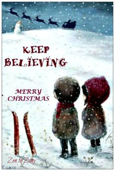 KEEP BELIEVING CHRISTMAS Postcards by Nino Chakvetadze ... 15 Postcards and 15 Red Envelopes in each Package. Order by Package.