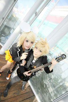 Kagamine Rin Len Vocaloid