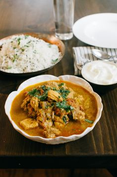 Pressure Cooker Recipe: Kerala Coconut Chicken Curry