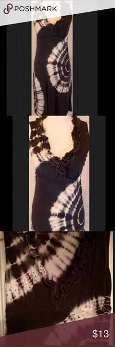 Black dress xs inc