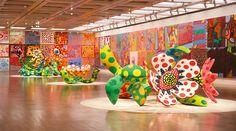 Yayoi Kusama: My Eternal Soul   Art   Metropolis Magazine
