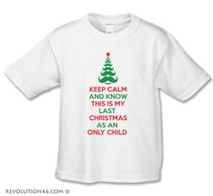Big Brother To Be Shirt - Keep Calm Christmas Big Brother to be T-Shirt - Christmas Pregnancy Announcement on Etsy, $17.10 CAD