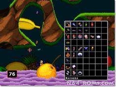 Worms Armageddon – Beat your enemies strategically http://www.n64-roms.com/worms-armageddon-beat-your-enemies-strategically/