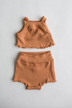 the essential ensemble - terracotta – Millk Trendy Baby Clothes, Cute Baby Girl Outfits, Baby Kids Clothes, Toddler Outfits, Cute Outfits, Fashion Kids, Baby Girl Fashion, Toddler Fashion, Kid Styles