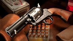 Robar® can customize every aspect of your revolver, from the metal finish to the mechanics. View all of the revolver finishes and gunsmithing we provide. Custom Revolver, Revolver Pistol, Custom Guns, Single Action Revolvers, Lever Action Rifles, Magnum, Shooting Guns, Home Defense, Hunting Rifles