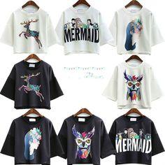 #aliexpress, #fashion, #outfit, #apparel, #shoes #aliexpress, #Summer, #female, #shirt, #shorts, #navel, #space, #cotton, #Korean, #style, #waist, #match, #Mermaid, #Harajuku