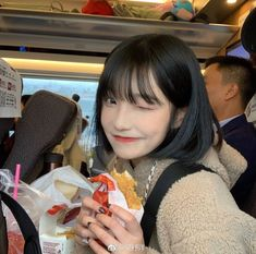 Korean Girl, Asian Girl, Cute Girls, Cool Girl, Everyday Makeup, Picture Poses, Ulzzang Girl, Girl Pictures, Hair Inspiration