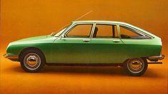 Citroën GS 1220 1973
