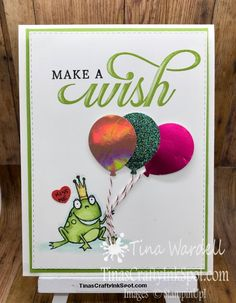 """""""Hoppy"""" Birthday Wishes with NEW Sale-A-Brations Sneak Peek ⋆ Tina Wardell~Stampin' Up! Independent Demonstrator wishes """"Hoppy"""" Birthday Wishes with NEW Sale-A-Brations Sneak Peek ⋆ Tina Wardell~Stampin' Up! Birthday Greetings For Kids, Kids Birthday Cards, Birthday Kids, Husband Birthday, Birthday Images, Princess Birthday, Birthday Quotes, Stamping Up Cards, Kids Cards"""