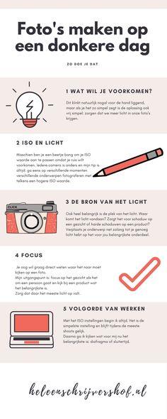 In deze blogpost vertel ik je over hoe je toch mooie foto's maakt als het weer en het licht niet met je meewerken.