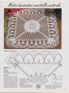 Best 11 New melange crochet doily inches-crochet tablecloth-crochet doilies-christmas gift-melange doily-medium doily-pink doily – SkillOfKing. Filet Crochet, Crochet Doily Diagram, Crochet Doily Patterns, Crochet Mandala, Crochet Chart, Crochet Squares, Thread Crochet, Crochet Granny, Crochet Motif