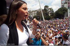 María Corina Machado convoca a caravana de protesta nacional para este sábado - http://www.leanoticias.com/2014/02/28/maria-corina-machado-convoca-caravana-de-protesta-nacional-para-este-sabado/