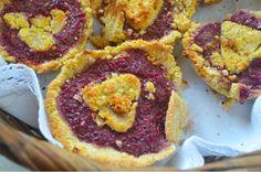 HEALTHY Mini Cherrie Pies!!! Healthy Baking, Cherries, Baked Goods, Summer Time, Brownies, Fruit, Sweet, Maraschino Cherries, Cake Brownies