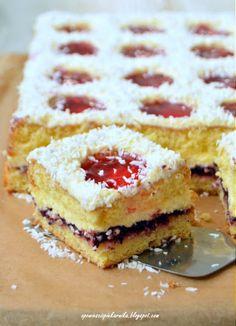 Opowieści z piekarnika: Ciasto Biedronka