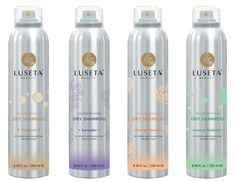 Volume Reviving Dry Shampoo 4 Variants