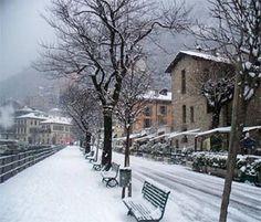 Winter in Lake Como