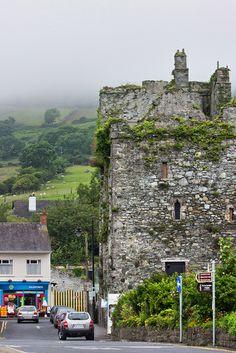 Taaffe's Castle, Carlingford, Ireland