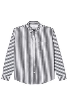 Not really enthusiastic about this but I feel like I may need a cool vertical striped shirt in my life.