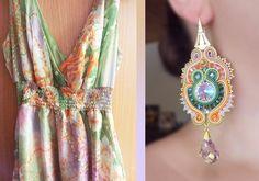 Serena Di Mercione Creation (earrings)