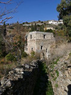Kook's tower, Potamia, Naxos, Greece. photo by Ηλιασ