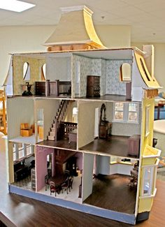 beacon hill dollhouse - Google Search