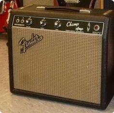 Fender / Champ -Amp / 1965 / Vintage Amp