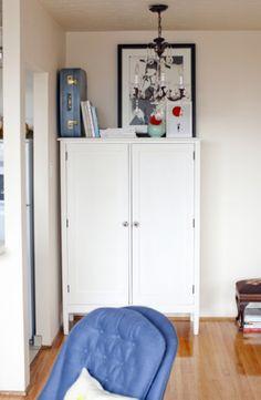 Pequeno, mas charmoso. Veja mais: http://www.casadevalentina.com.br/blog/materia/pequeno-mas-charmoso.html #decor #decoracao #interior #design #details #detalhes #home #casa #casadevalentina