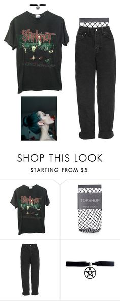 """""""Untitled #767"""" by akts ❤ liked on Polyvore featuring Topshop"""
