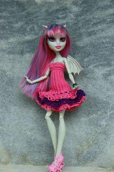 Вязание платья для кукол - Google'da Ara