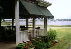 Touisset WaterFront - A Distinctive Bed & Breakfast - Swansea, MA .Across the river from our Cottage in Ocean Grove. We have the better view. :)