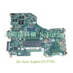 340.34$  Buy here - http://aisyo.worlditems.win/all/product.php?id=32712140932 - DA0ZRTMB6D0 REV D NBMVM11008 NB.MVM11.008 For acer aspire E5-573G laptop motherboard i7-5500U +GeForce 940M